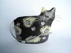 Wholesale Bali Metal Crafts Cat Classic Candle Holder