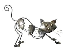 Bali Wholesale Metal Handicrafts Decorative Iron Cat